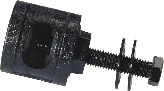 Video Mount Products AK-1PT Adapter Kit with Cable Pass-Through