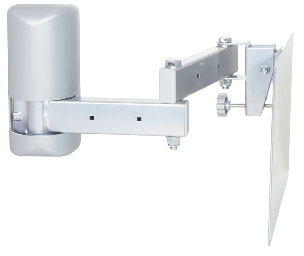Multi-Configurable Mid-Size Flat Panel Articulating Wall Mount