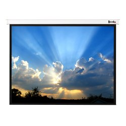 Recordex Magnifica 4:3 200in. Plug & Play Electric Screen w/ IR Remote