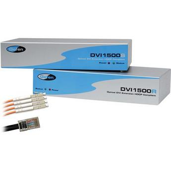30 Foot 4 strand LC-LC cable and EXT-DVI-1500HD