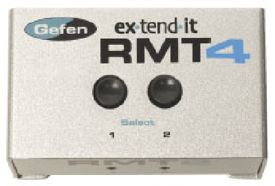 Gefen EXT-RMT-2X2 Two-Button Remote Control for KVM Switcher Series