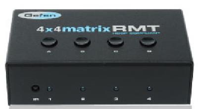Gefen 4x4 Matrix RMT Remote Control for Select Gefen Matrix Switchers