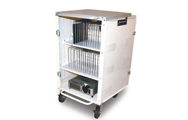 Dukane iPad Charging Cart