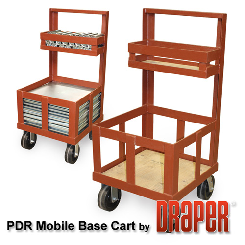 Draper PDR Mobile Base Cart