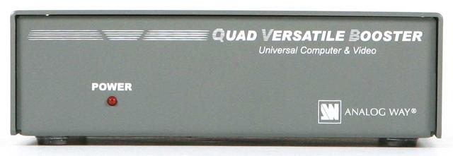 Quad Versatile Booster