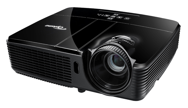 Optoma TX631-3D XGA,3500 ANSI Lumens, 10,000:1  contrast ratio, HDMI, 2xVGA-In, VGA-Out