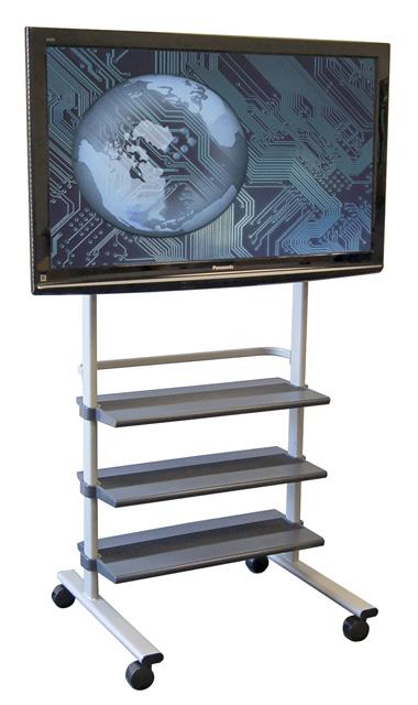 H. Wilson Company Plasma/LCD Cart WFP100