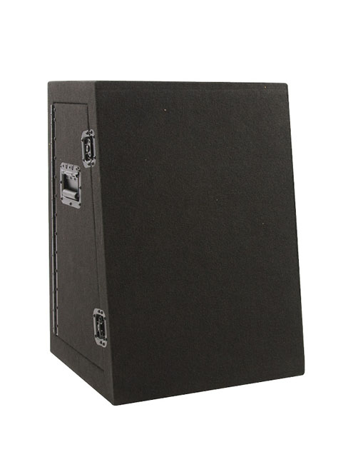 Anchor Audio ACL-BASEBK Acclaim Lectern Base/Transport Case, Black