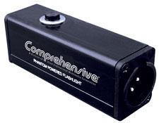 Comprehensive Phantom Powered Flashlight