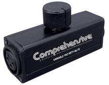 Comprehensive Variable Pad with Mute