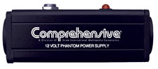 Comprehensive 12 Volt Phantom Power Supply