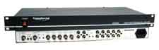 1x5 Composite Video & Audio DA, 19inch, Gain & EQ Control, 360 MHz