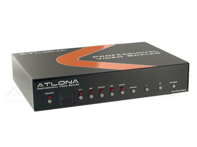 Atlona Video Scaler with HDMI Output (Up to 1080p)