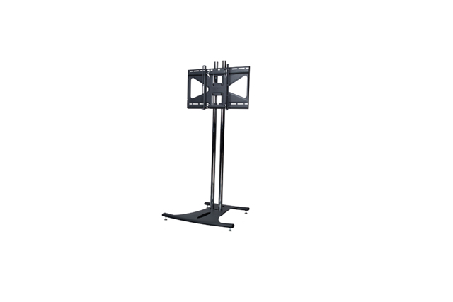 Premier Mounts EB72MS2 Floor Stand w/ 72 in. Dual Poles