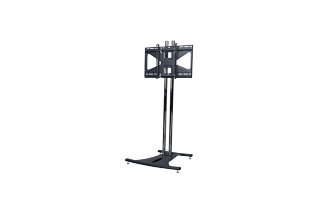 Premier Mounts EB84MS2 Floor Stand w/ 84 in. Dual Poles