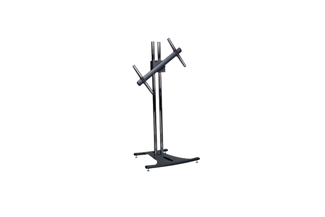 Premier Mounts EB84RTM Floor Stand w/ 84 in. Dual Poles