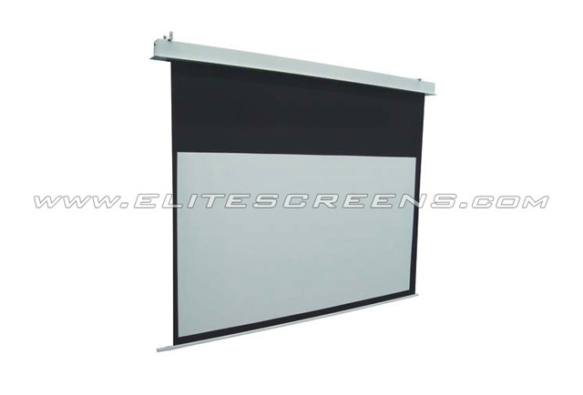 Elite Evanesce Series 114in. Electric Screen