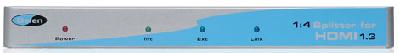 Gefen 1:4 Splitter for HDMI 1.3 (1080p / 1920x1200)