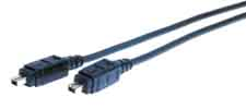 Comprehensive FW4P-FW4P-75EXT Extended Distance Firewire Cable 75Ft