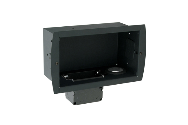 Premier Mounts GB-INWAVPB In-wall A/V and Power GearBox™