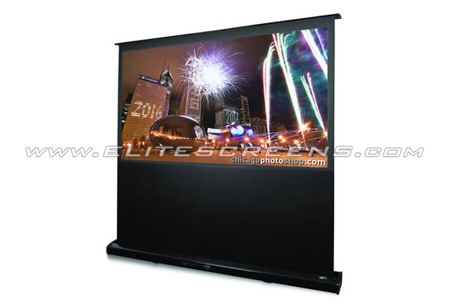 Elite FE92C Kestrel Series 92in. Electric Screen