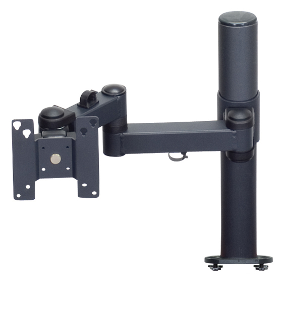 Premier Mounts MM-AE151 Articulating Arm on 15in. Tube with Extrusion Base