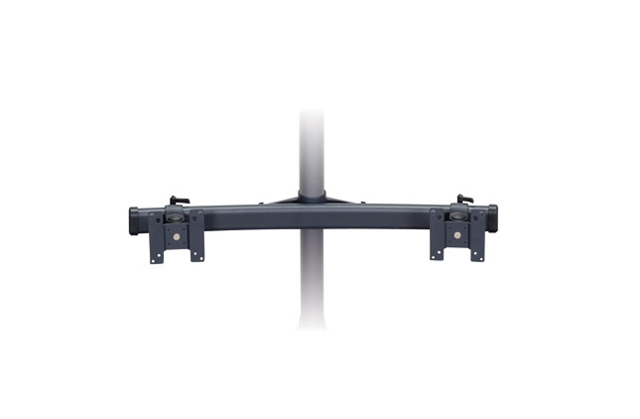 Premier Mounts MM-CB2 Dual Monitor Curved Bow Arm Mount