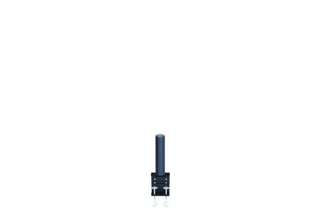 Premier Mounts MM-CP15 15in. Single Pole w/ Clamp Base