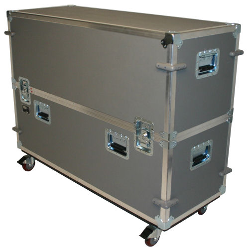 JELCO  JEL-PDP50T2 Mid Size ATA Shipping case for 46