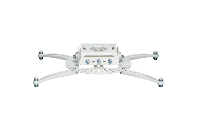 Premier Mounts PDS-PLUS-W Low-Profile Mount for Projectors up to 75 lb.