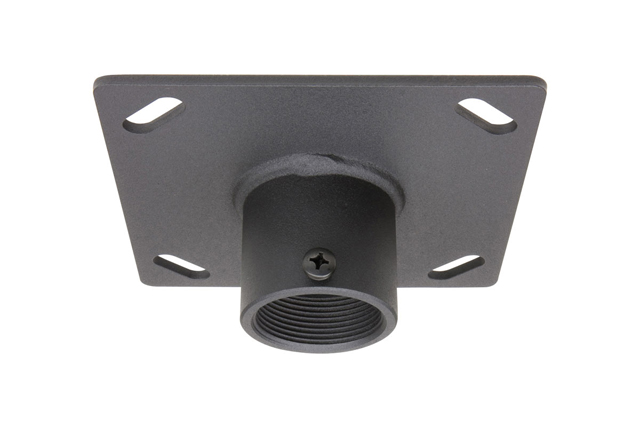 Premier Mounts PP-5 6 x 6 in. Ceiling Adapter with 1.5 in. NPT Welded Coupler