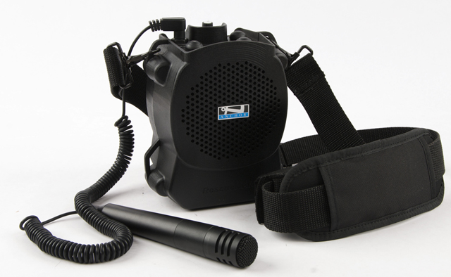 Anchor Audio RSM-7500 RescueMAN Personal PA System with Belt Strap