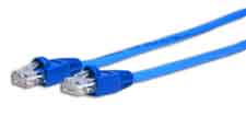 Comprehensive RJ45P-45P-50HRP Plenum Cat5e 350 Mhz RJ-45 M-M Cable 50ft