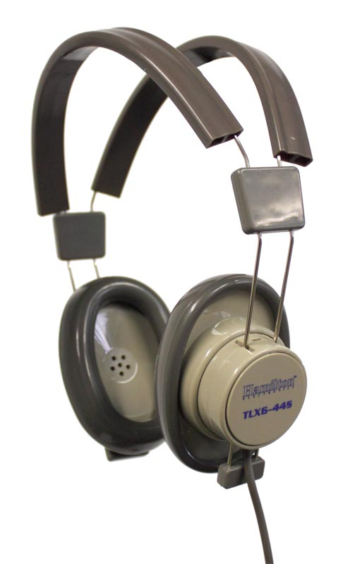 Heavy Duty Over Ear Classroom Stereo Headphone