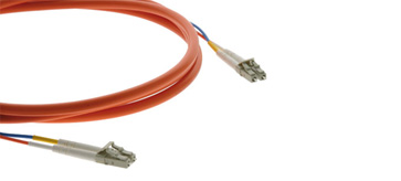 Kramer C-2LC/2LC-66 66ft 2 LC (M)to 2 LC (M) Fiber Optic Cable