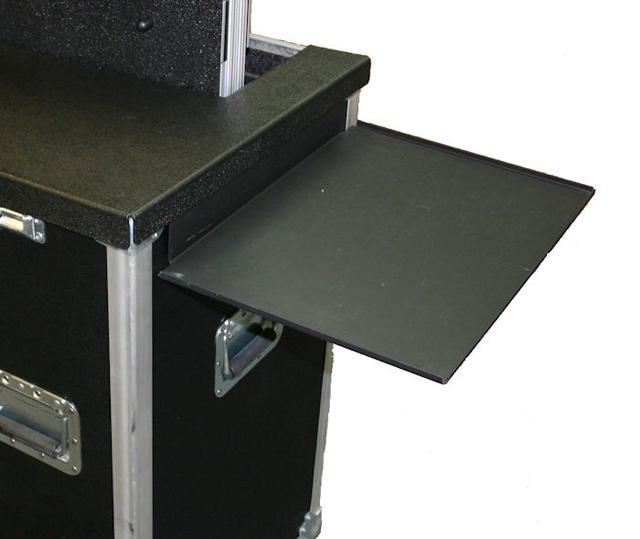 JELCO EL-21 RotoLift Hanging Equipment Shelf
