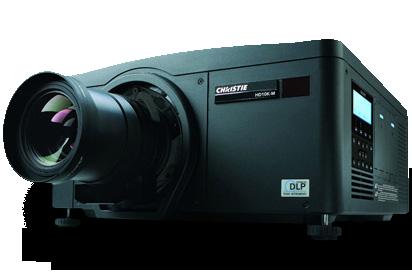 Christie HD14K-M 1080 HD DLP Projector