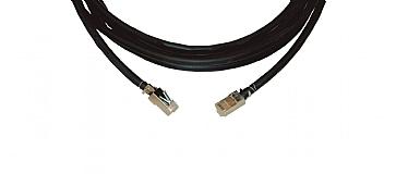 Kramer CP-DGK6/DGK6-150 150ft RJ-45 M-M DGKat Shielded Twisted Pair Cable