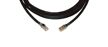 Kramer CP-DGK6/DGK6-25 25ft RJ-45 M-M DGKat Shielded Twisted Pair Cable