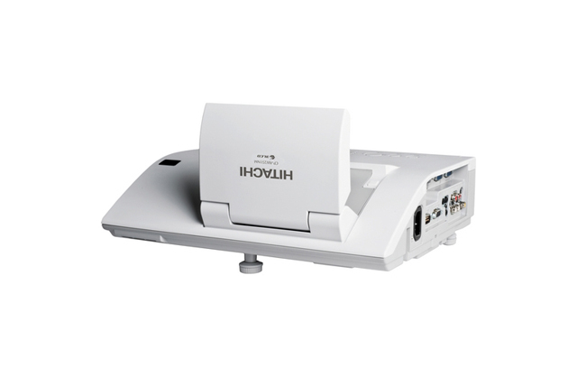 Hitachi CP-AW251N 2500 Lumens WXGA Short Throw Projector - Factory Refurbished