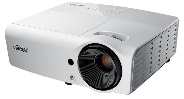 Vivitek D555 3000lm XGA HDMI Portable DLP Projector