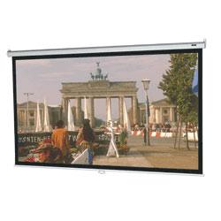 Da-Lite 83404 92in. Model B Manual Projection Screen (Matte White) 16:9