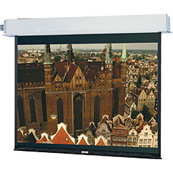 Da-Lite 84298LS 96in. Advantage Electrol Screen, Matte White (4:3)