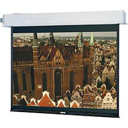 Da-Lite Advantage Electrol Motorized Screen (57 x 77in.) - Matte White