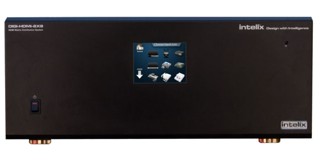 Intelix DIGI-HD-8X8 8x8 HDMI Matrix Switcher