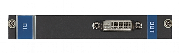 Kramer DL-OUT1-F16 1-Output DVI Dual Link Card (F-16)