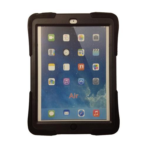 Dukane Rugged Series iPad Air Case 185-4 [PURPLE]