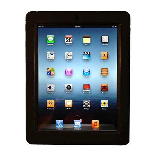 Dukane Classroom Series iPad (2/3/4) Case 185-1SP [BLACK]