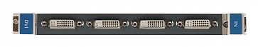 Kramer DVI-IN4-F32 4-Input DVI Card (F-32)