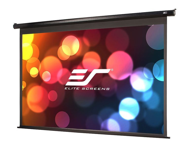 Elite Screens ELECTRIC100H Spectrum Motorized Projection Screen (49 x 87